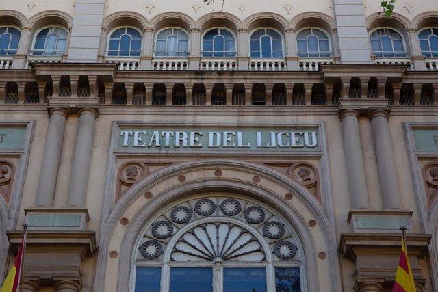 Gran Teatre del Liceu de Barcelona (arxiu).