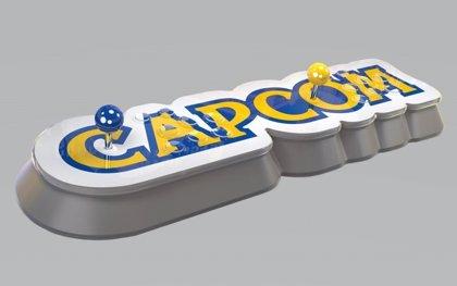 Ya está disponible Capcom Home Arcade, la consola que rememora los juegos recreativos con 16 títulos clásicos