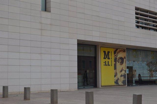 Exterior del Museu de Lleida.