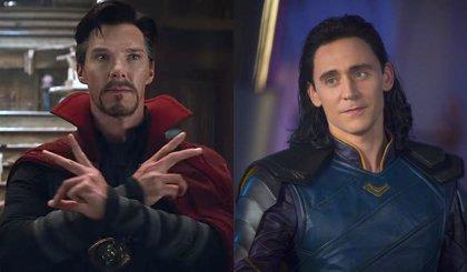 La serie de Loki estará vinculada a Doctor Strange