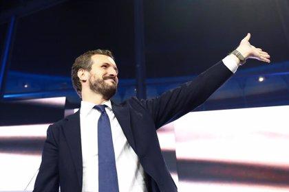 """PP abarrota el invernadero de la plaza de toros de Las Ventas y Casado exclama: """"Se respira ambiente de victoria"""""""