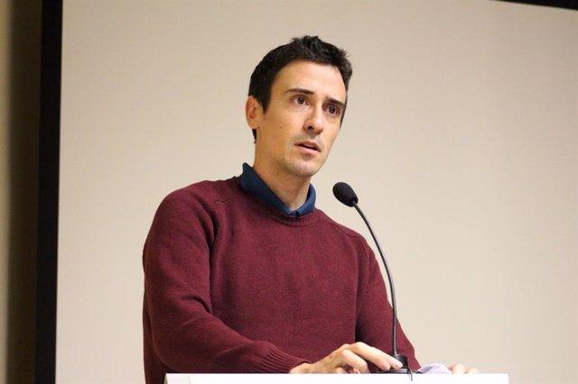 El cap de llista de Més País per Barcelona, Juan Antonio Geraldes