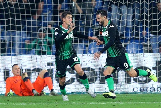 Fútbol/Calcio.- El Sassuolo vence al Bolonia y se queda en la zona tranquila