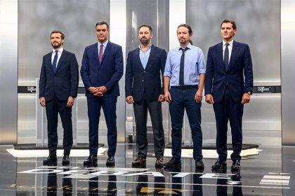 El ascenso de Vox y Cataluña encrespan una campaña que no augura el desbloqueo para formar Gobierno