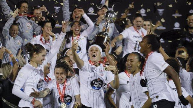El Corinthians gana la Copa Libertadores femenina