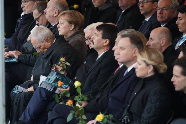 Alemania.- Alemania se prepara para culminar los festejos del 30 aniversario de
