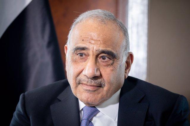 El primer ministro de Irak, Adel Abdul Mahdi