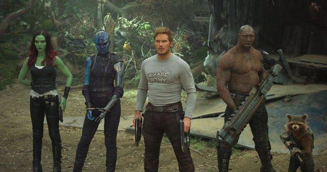 Guardianes de la Galaxia de Marvel
