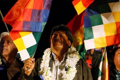 """Bolivia.- El Grupo de Puebla reconoce a Morales como """"presidente legítimo"""" de Bolivia"""