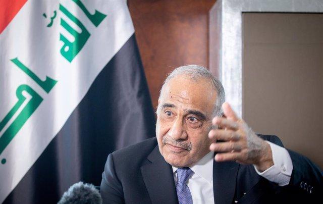 Irak.- El primer ministro iraquí promete una reforma electoral inminente para ap