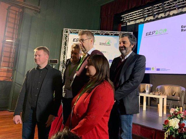 El Principado resalta el éxito del IV Parlamento Rural Europeo en Candás para re