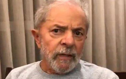 """Brasl.- 'Lula' se declara """"libre"""" y con """"deseos de lucha"""" en un mensaje a la Izquierda latinoamericana"""