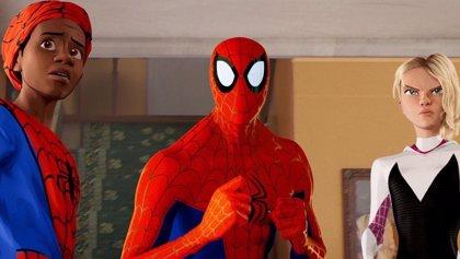 El Spider-Man japonés estará en la secuela de Un nuevo universo