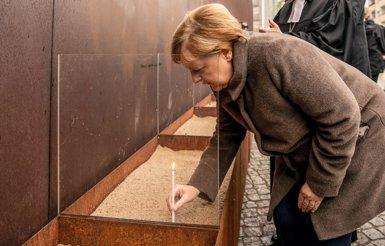 Alemanya es prepara per celebrar el 30 aniversari de la caiguda del Mur (Michael Kappeler/dpa)