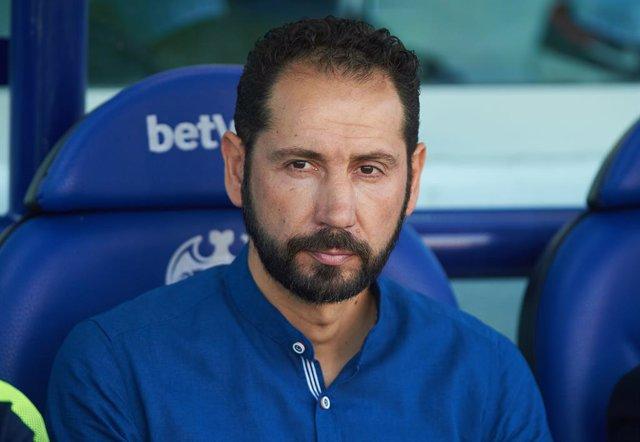 """Fútbol.- Machín: """"No queremos ser el convidado de piedra para que el Atlético ca"""
