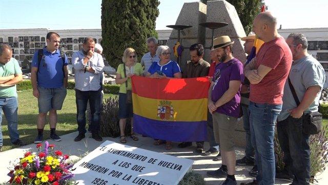 """Huelva.- Adelante pide explicaciones al alcalde de Huelva por """"su incumplimiento"""" de la Ley de Memoria Democrática"""