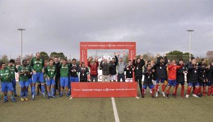 El I Torneo Santander Integra by LaLiga Genuine Santander, prólogo en Madrid de la temporada 2019-20