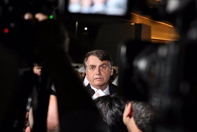"""Brasil.- Bolsonaro recuerda que el """"presidiario"""" Lula """"sigue teniendo todos los"""