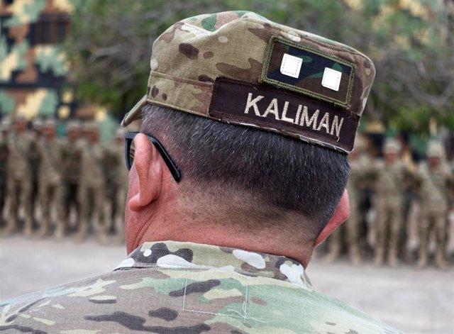 El jefe del Ejército boliviano, Willams Kaliman