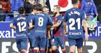 El Huesca se pone segundo y el Numancia sigue su buena racha