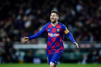 Messi despacha al Celta con otro recital