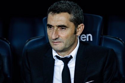 """Valverde: """"Tenemos paciencia con todos, no solo con Griezmann"""""""