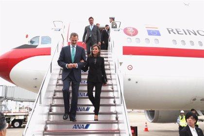 Casa Real.- Los Reyes viajan este lunes a Cuba para una visita de Estado histórica en plena 'resaca' electoral en España