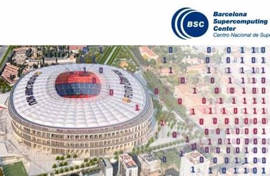 FCB i Barcelona Supercomputing Center creen un sistema intel·ligent per gestionar els espais del club (FCB)