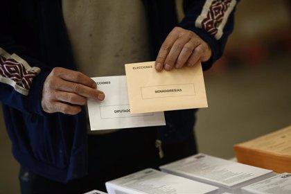 Un detenido en Melilla con una carpeta con votos y 200 euros cerca de un colegio electoral
