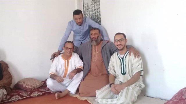 Sáhara.- Liberados los tres activistas saharauis presos en Tinduf