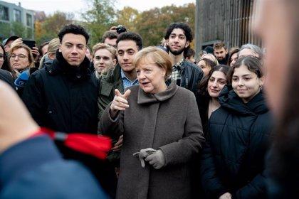 Alemania.- La 'gran coalición' alemana evita una nueva crisis con un acuerdo sobre pensiones mínimas