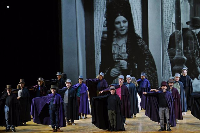 El Liceu aplaudeix la renovada 'Doña Francisquita' de Lluís Pasqual al Liceu