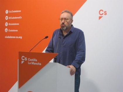 """10N.- Girauta, que seguirá en Toledo, habla de """"fracaso"""" y carga contra el 'establishment' por """"exterminar"""" a Cs"""