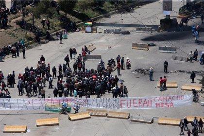 Bolivia.- Enfrentamientos entre partidarios de Evo Morales y policías en El Alto y La Paz