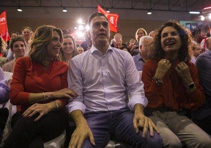 Elecciones generales 2019: PSOE gana en Andalucía con 25 escaños por 15 de PP, 12 de Vox, 6 de UP y 3 de Cs al 99,8%