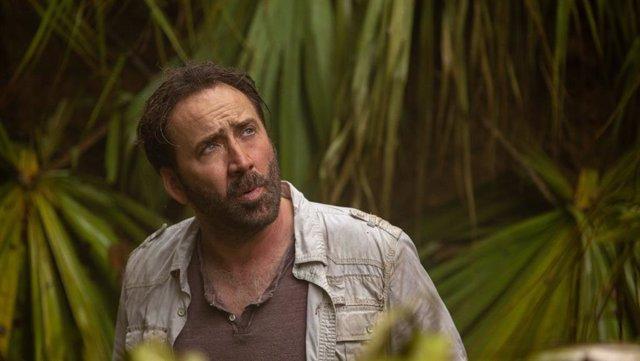 Nicolas Cage en Primal