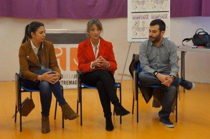Personal de centros del Instituto de la Juventud de Extremadura recibirán formación para prevenir la violencia sexual
