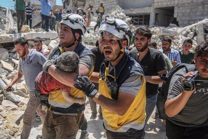 Siria.- Muere en Turquía el fundador de una organización que entrena y apoya a los 'cascos blancos' en Siria