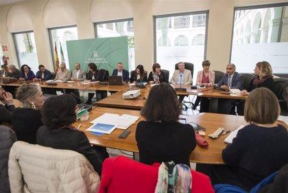 Una delegación francesa se interesa en Granada por los programas de integración de escolares inmigrantes
