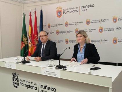 """El equipo de gobierno de Pamplona propone una ordenanza del euskera que """"devuelva la normalidad"""" al uso de esta lengua"""