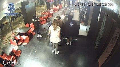 Detenido el autor de un atraco en una cafetería de Logroño