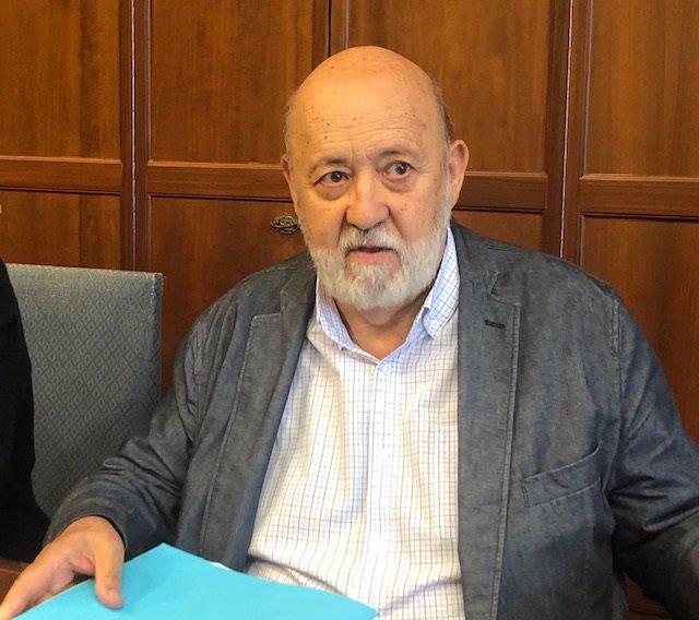 José Félix Tezanos, president del CIS
