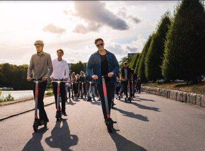 VOI Technology capta 77 millones de euros para impulsar su red de patinetes eléctricos