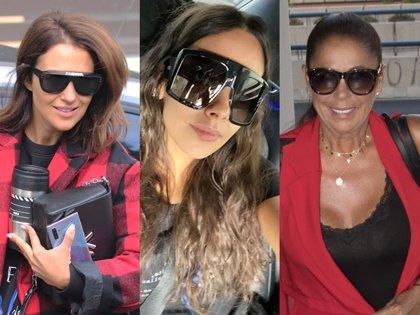 Las gafas de los famosos que todos quieren tener