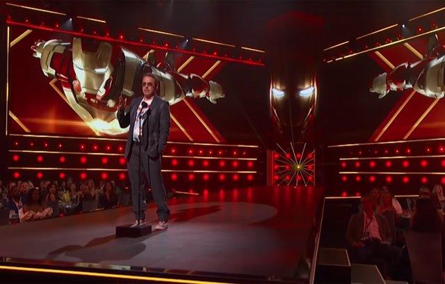Robert Downey Jr. En los People Choice's Awards