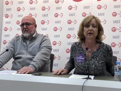 UGT lanza una campaña para visibilizar el acoso sexual en el trabajo ya que más del 65% de las víctimas no denuncian