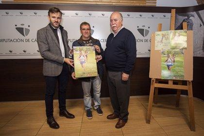 Unos 1.300 atletas participan en el XXXVI Trofeo Diputación de Cáceres de Campo a través, Cross Corto y Cross Velocidad