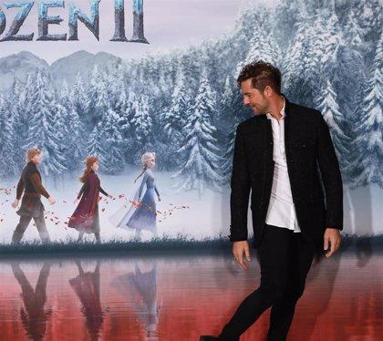 David Bisbal tuvo que hacer un casting de canto para 'Frozen 2'