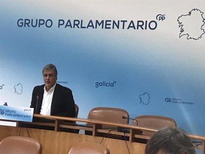 """Puy destaca la subida del PPdeG en Galicia mientras el PSdeG """"baja"""" y augura una legislatura """"complicada"""""""