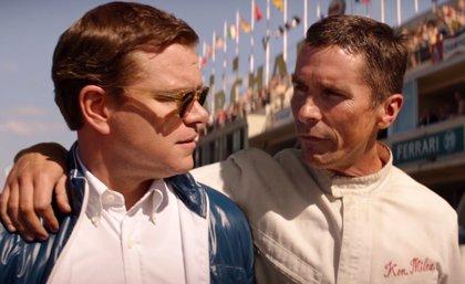 """Matt Damon y Christian Bale protagonizan Le Mans'66: """"Esto es mucho más que una película de carreras"""""""